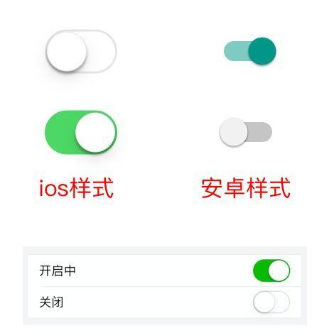【分享】作为UI设计师,这些控件你都认识吗?